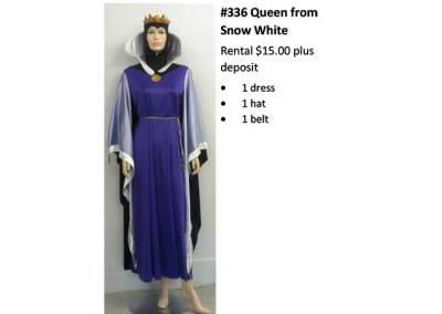 336 Queen from Snow White