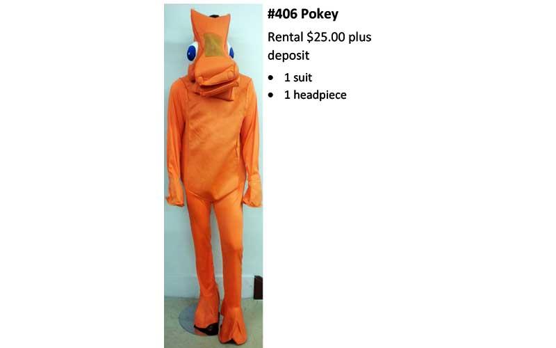 406 Pokey