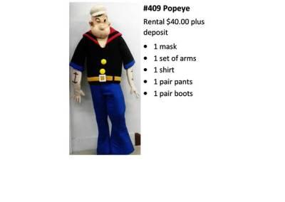 409 Popeye