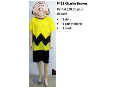 411 Charlie Brown