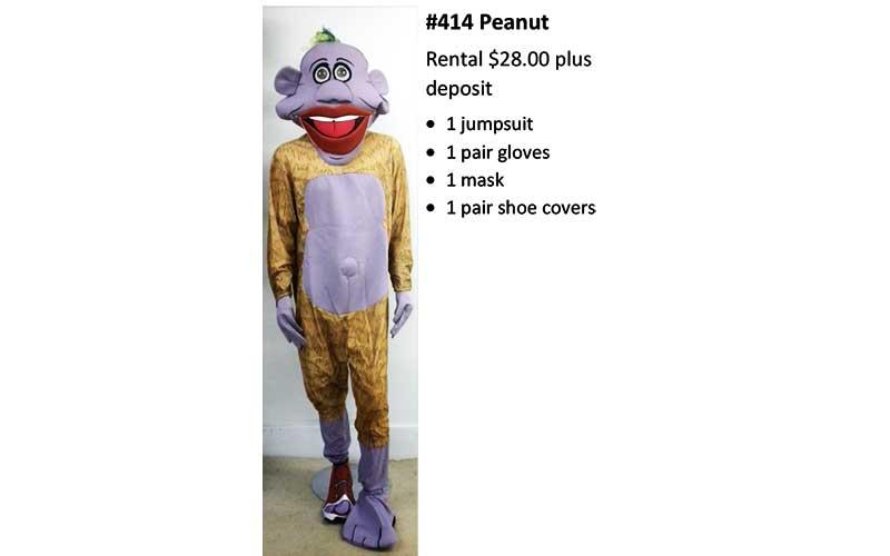414 Peanut