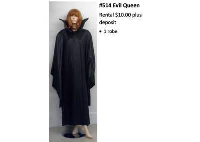 514 Evil Queen