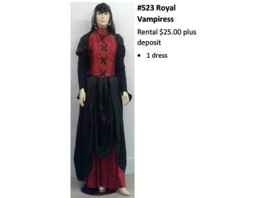 Royal Vampiress