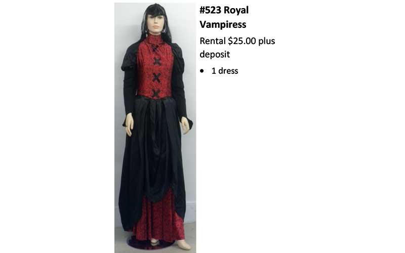 Royal Vampiress