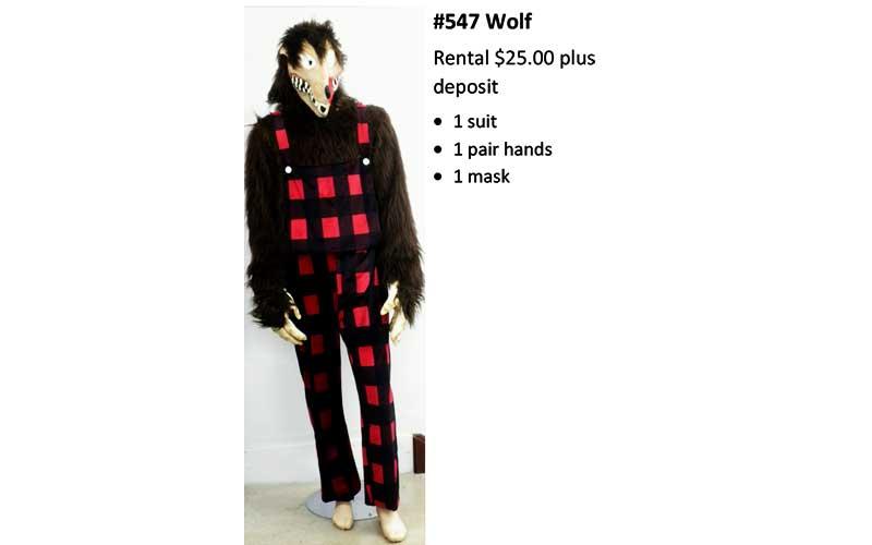 547 Wolf