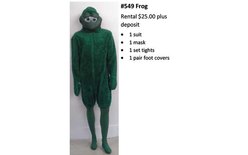 549 Frog