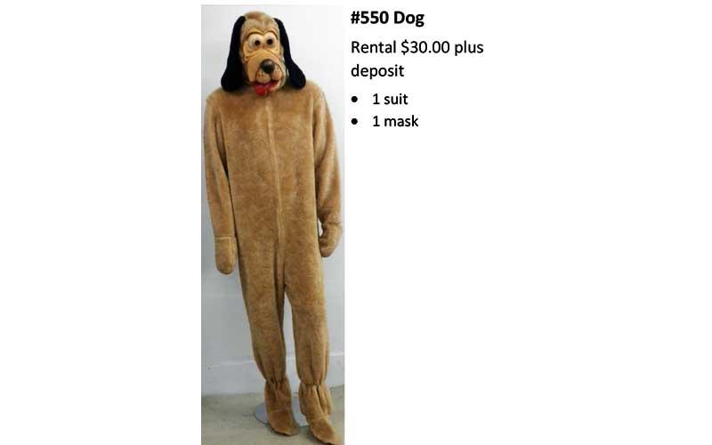 550 Dog
