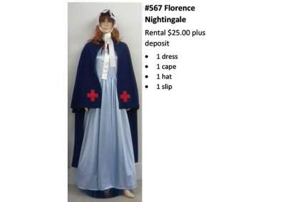 567 Florence Nightingale