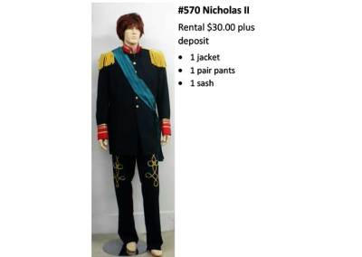 570 Nicholas II