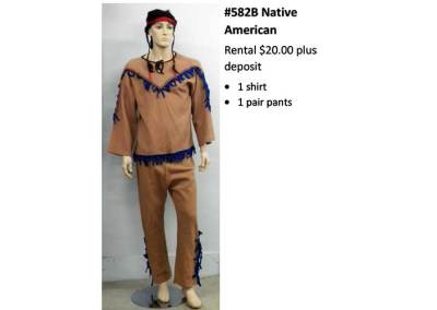 582B Native American