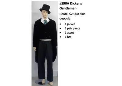 590B Dickens Gentleman