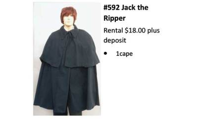 592 Jack the Ripper