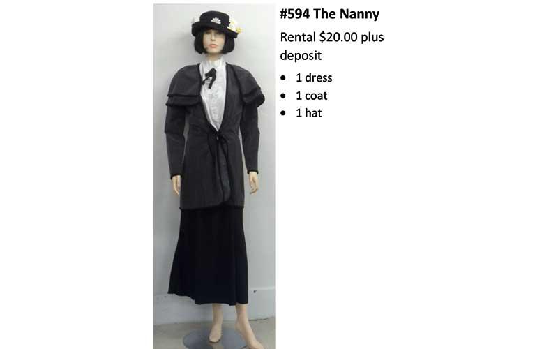 594 The Nanny