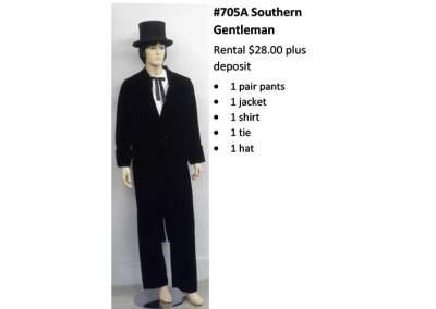 705A Southern Gentleman