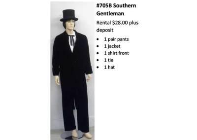 705B Southern Gentleman