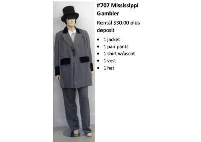 707 Mississippi Gambler
