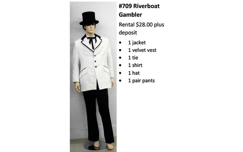 709 Riverboat Gambler