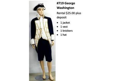 719 George Washington