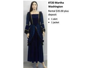720 Martha Washington