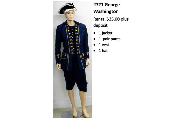 721 George Washington