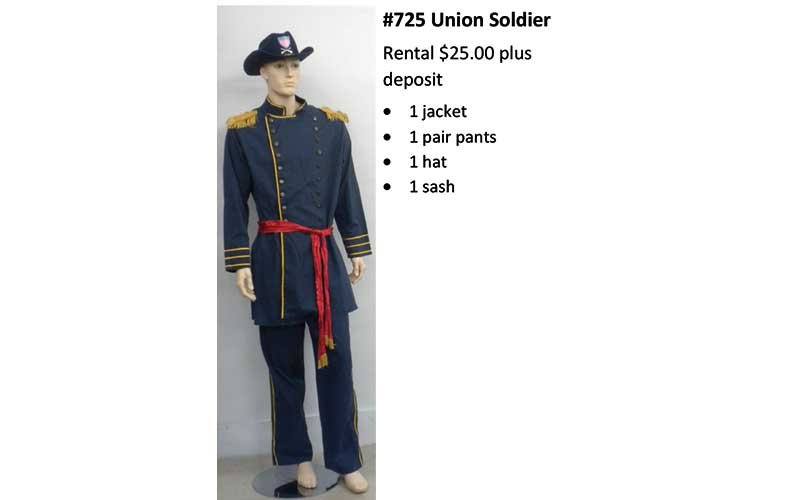725 Union Soldier