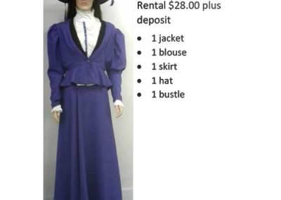 739 Purple Victorian