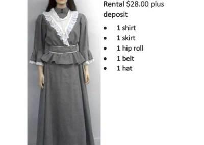 741 Victorian Lady