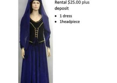 774 Renaissance Princess