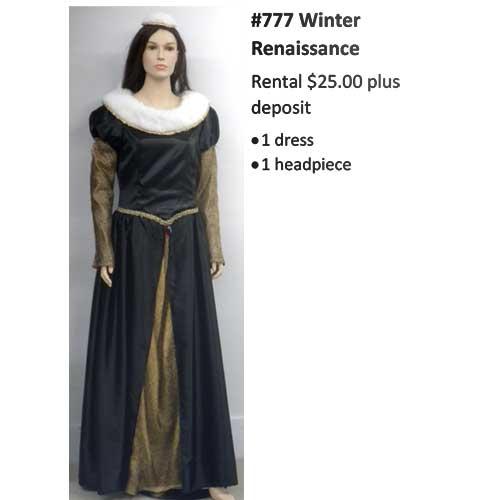 777 Winter Renaissance