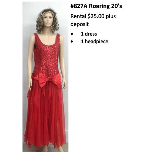 827A Roaring 20's