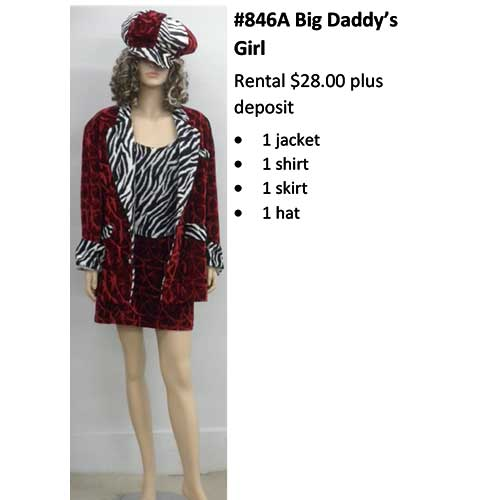 846A Big Daddy's Girl