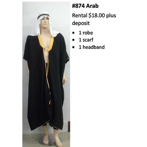 874 Arab