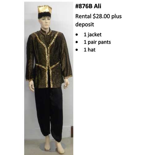 876B Ali