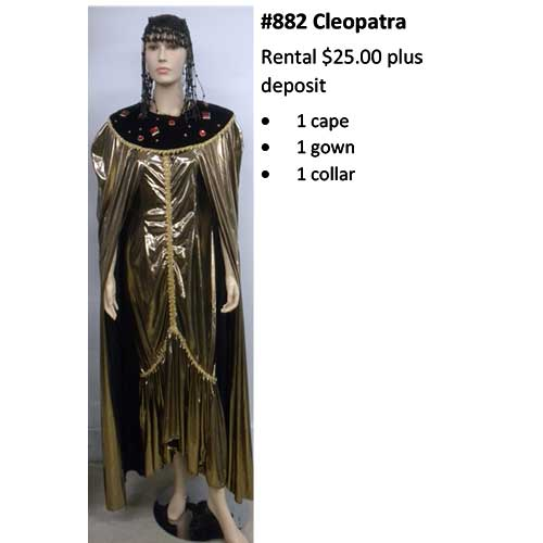 882 Cleopatra