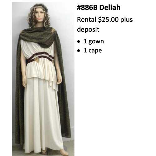 886B Deliah