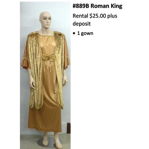 889 Roman King