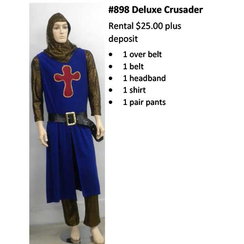 898 Deluxe Crusader