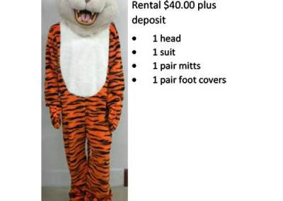 936 Tommy the Tiger
