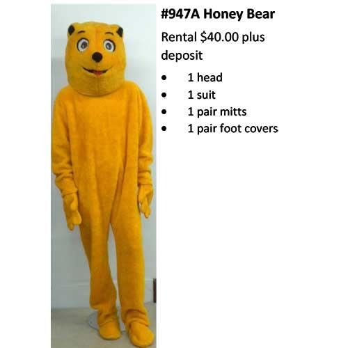 947A Honey Bear
