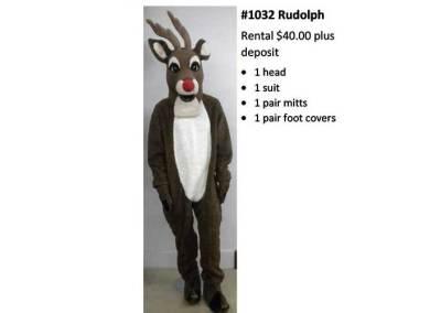 1032 Rudolph