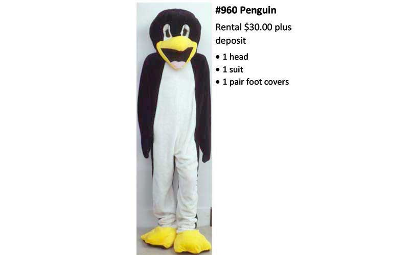 960 Penguin