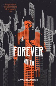 The Forever Watch by David Ramirez cover