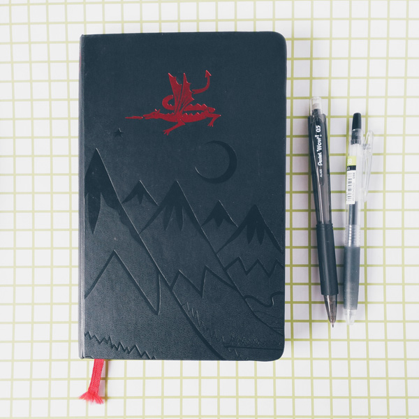 The Hobbit Limited Edition Moleskine Review