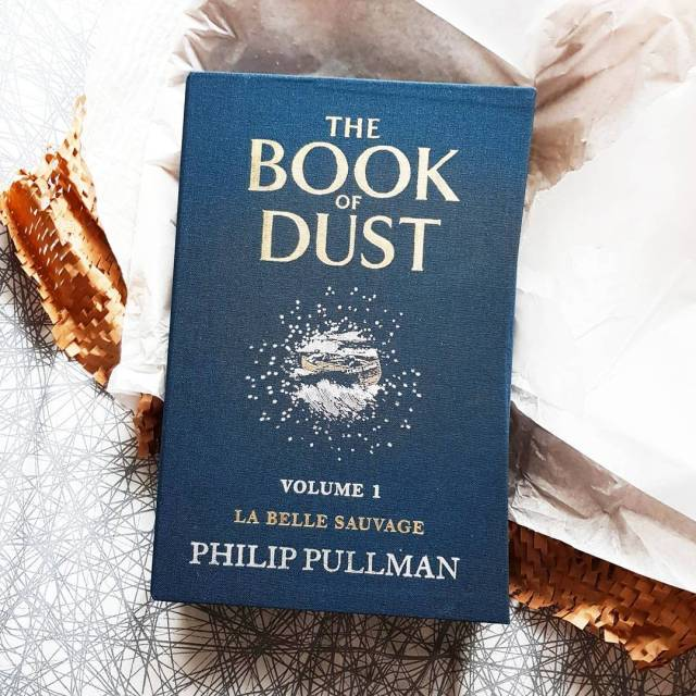 the book of dust la belle sauvage phillip pullman