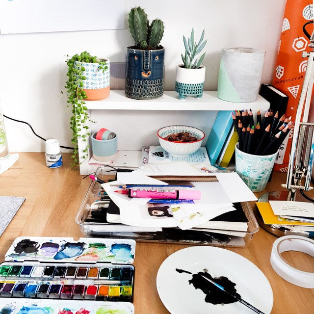 my must have art and design supplies