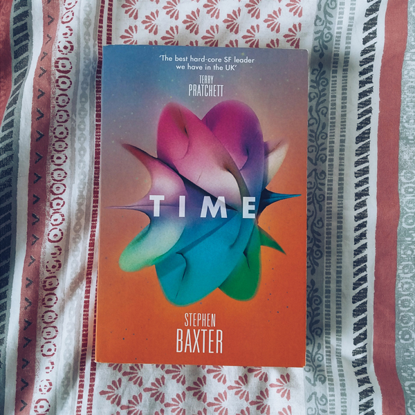 Cover of Time by Stephen Baxter.