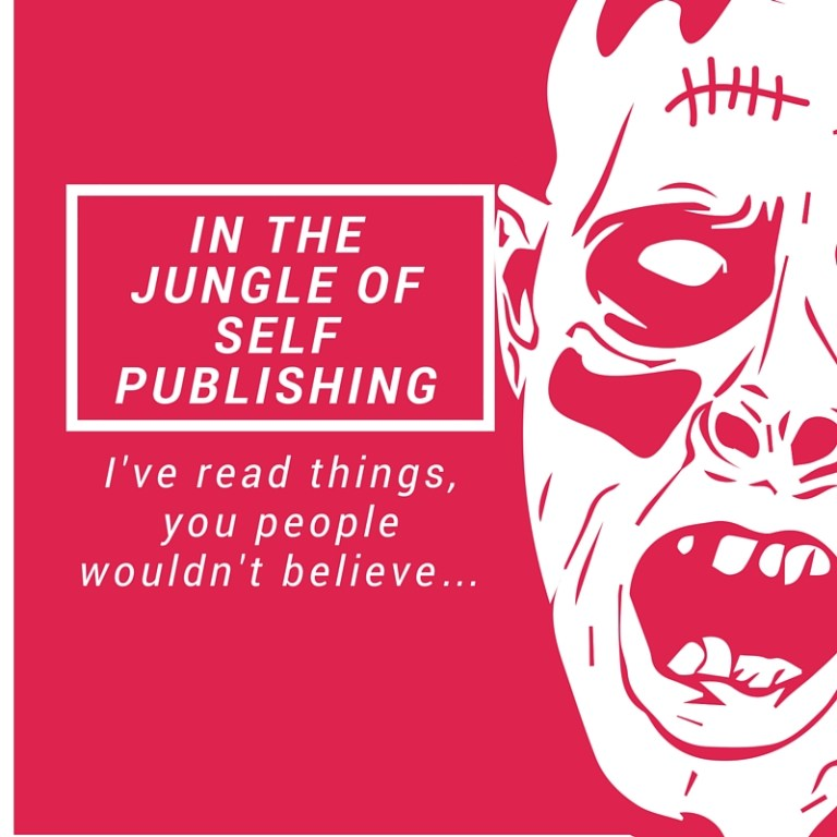 in the jungle of self publishing