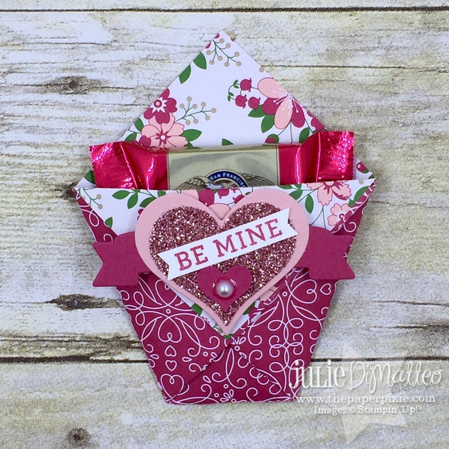 two quick  easy valentine ideas  the paper pixie