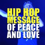 A message of peace – Kurt Robinson Raps