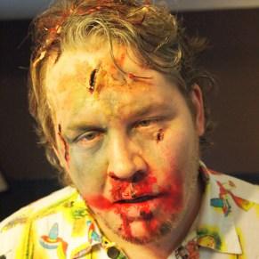 zombies makeup 3